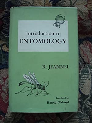 Introduction to Entomology: R Jeannel