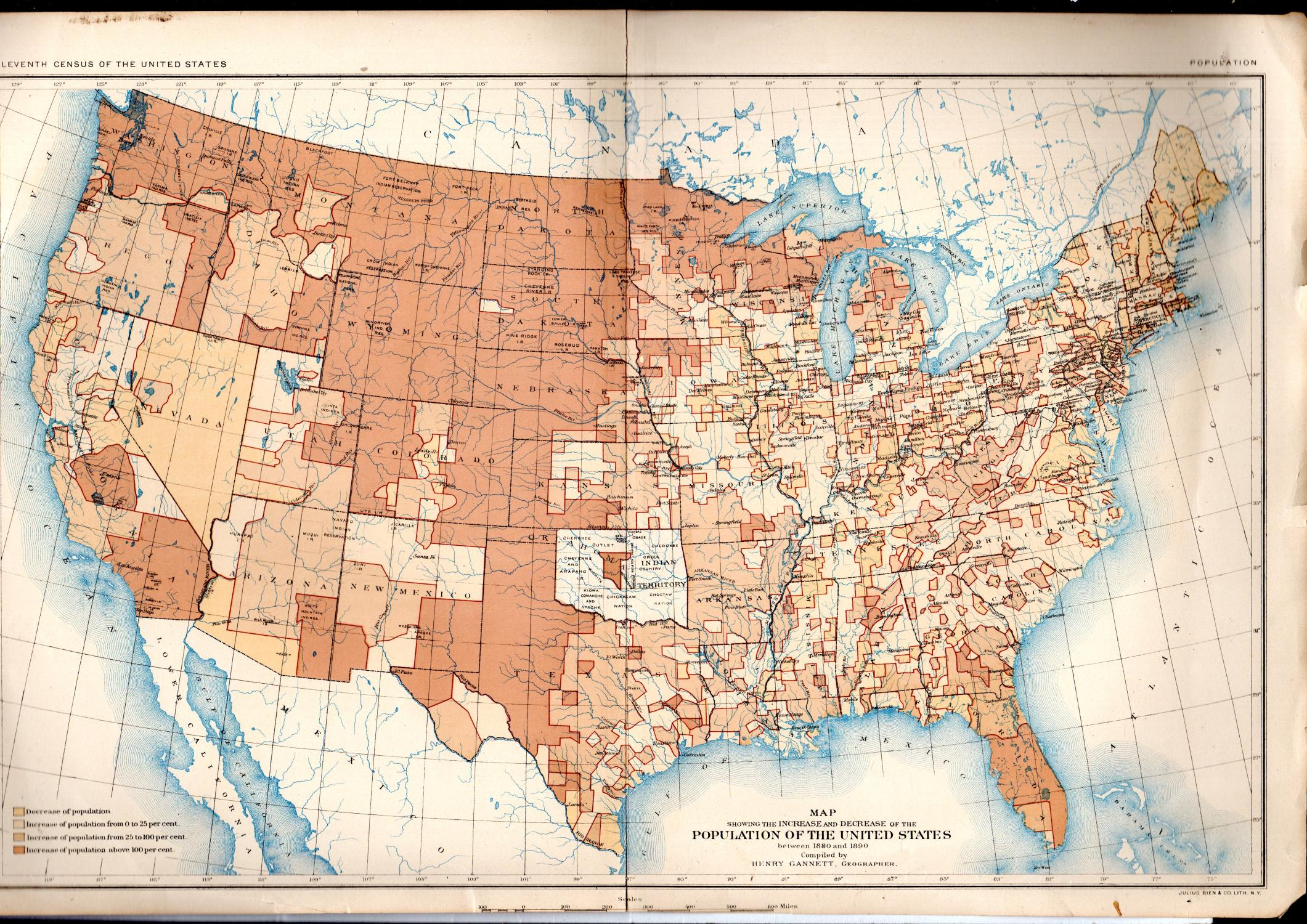 The Eleventh Census of the United States