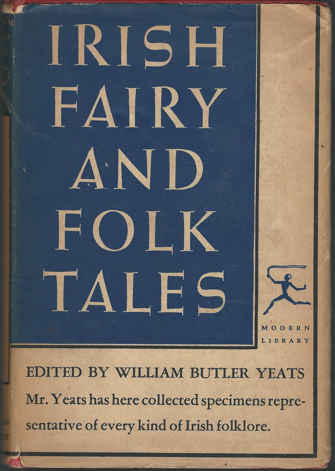 Image result for yeats folk tales