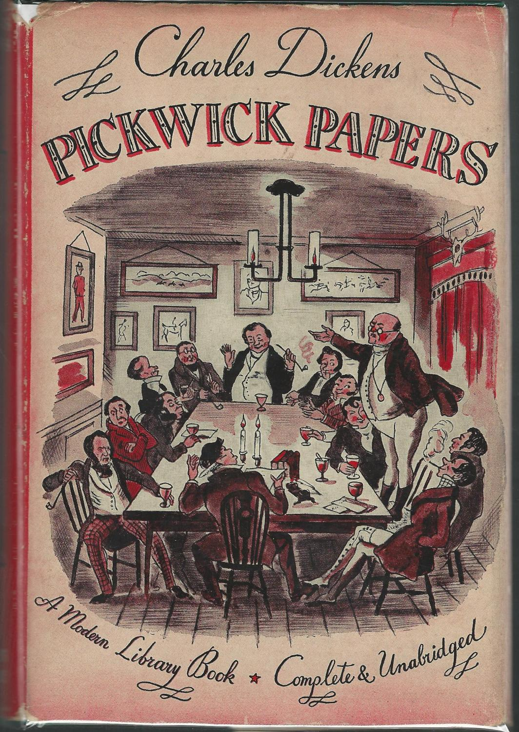 Image result for pickwick papers