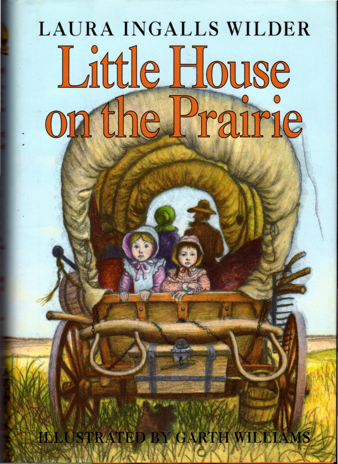 Book Little House On The Prairie