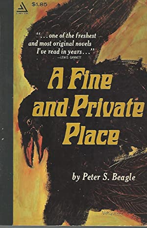 A Fine and Private Place: Beagle, Peter S