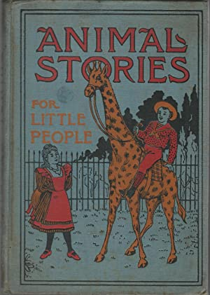 Animal Stories for Little People (Mother Goose Series): Unknown