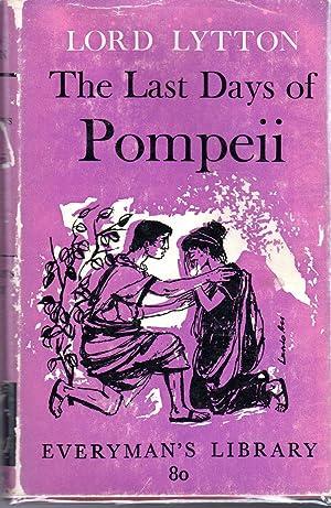 The Last days of Pompeii: Bulwer-Lytton, Edward George