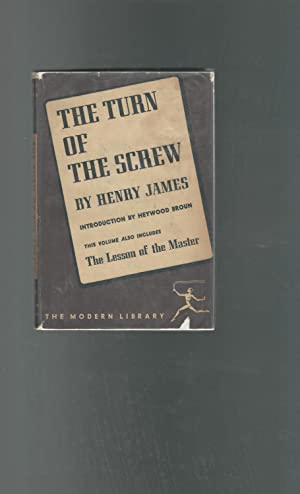 The Turn of the Screw: The Lesson: James, Henry) Broun,