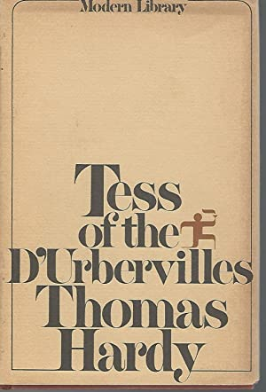 Tess of the d'Urbervilles: A Pure Woman: Hardy, Thomas