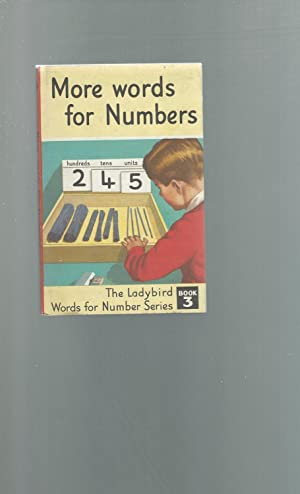 More Words for Numbers (The Ladybird Words: McNally, J. &