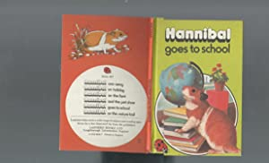 Hannibal Goes to School (A Ladybird Book Series#497): Howe, Raymond