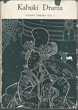 Kabuki Drama (Tourist Library, Volume 7): Miyake, Shutaro
