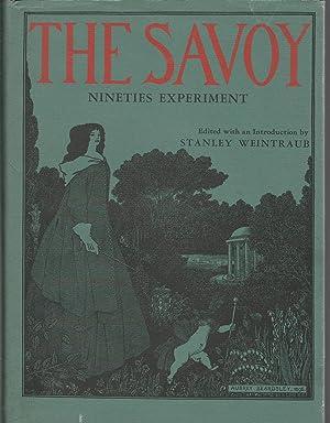 The Savoy: Nineties Experiment: Weintraub, Stanley (editor)