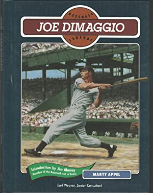 Joe Dimaggio (Baseball Legends Series): Dimaggio, Joe) Appel, Marty
