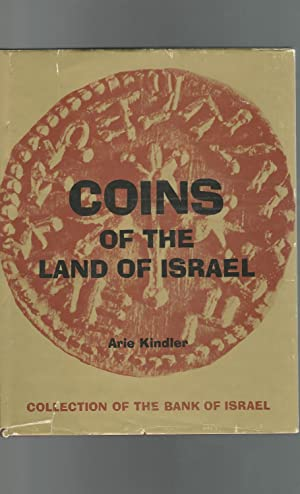 Coins of the Land of Israel: Collection: Kindler, Ari
