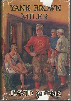Yank Brown Miler (Yank Brown Series, #4): Stone, David