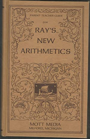 Parent-Teacher Guide for Ray's New Arithmetics: Primary,: Beechick, Ruth