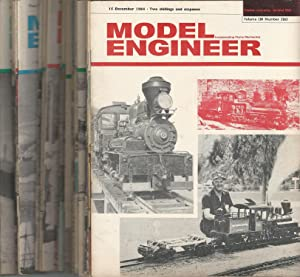 Model Engineer : Volume 130 (24 Issues, 1 January, 1964-15 December, 1964): Unknown) Percival ...