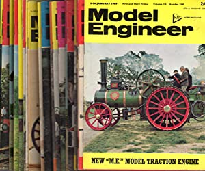 Model Engineer : Volume 135 (25 Issues, Complete Year, 1969: Unknown) Percival Marshall & Co