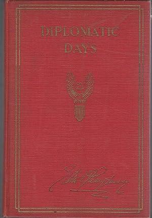 Diplomatic Days: O'Shaughnessy, Edith