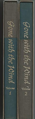 Gone with the Wind (2 Volumes in: Mitchell, Margaret