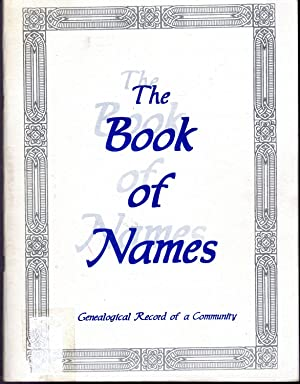 The Book of Names: A Genealogical Record of a Community (Brookeville, Maryland): Gardner, Mary L.