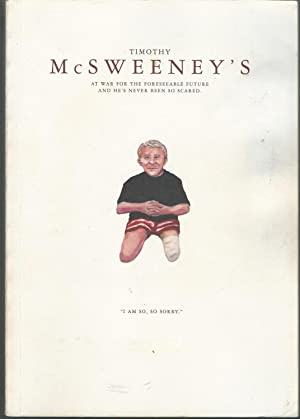 McSweeney's At War for the Foreseeable Future: Eggers, Dave (editor)