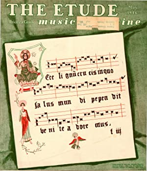 The Etude Music Magazine: Volume LXIV (64), No.5: May, 1946: Cooke, James Francis, (Editor)