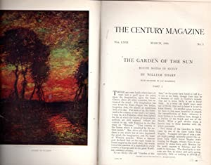 Century Magazine. Volume LXXI (71), No. 5: March, 1906: Gilder, Richard Watson (Editor)