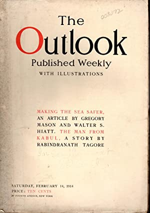 The Outlook, Volume 106, No. 7; February 14, 1914: Abbott, Lyman (Editor)