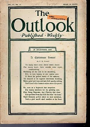 The Outlook, Volume 57, No. 17; December 25, 1897: Abbott, Lyman (Editor)