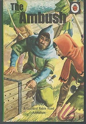 The Ambush (Ladybird Robin Hood Adventure Series): Kester, Max