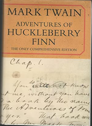 Adventures of Huckleberry Finn: Twain, Mark Pseud.)