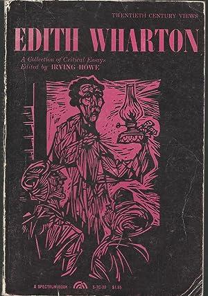 Edith Wharton: A Collection of Critical Essays: Wharton, Edith) Howe,