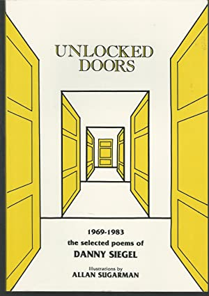 Unlocked Doors, 1969-1983: Selected Poems: Siegel, Danny