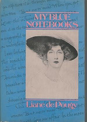 My Blue Notebooks: Pougy, Liane De