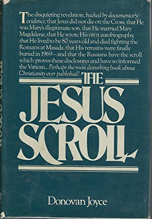The Jesus Scroll: A Time Bomb for Christianity?: Joyce, Donovan