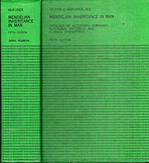 Mendelian Inheritance in Man: Catalogs of Autosomal: McKusick, Victor A.
