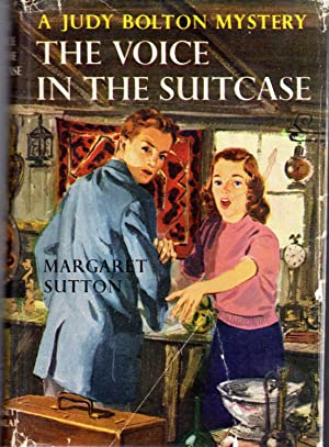The Voice in the Suitcase ( Judy Bolton#8): Sutton, Margaret