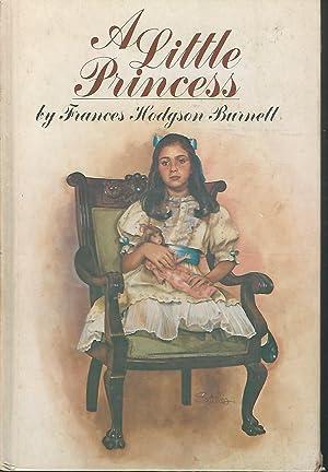 A Little Princess (Junior Illustrated Library Series): Burnett, Frances Hodgson