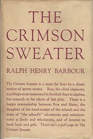 The Crimson Sweater: Barbour, Ralph Henry