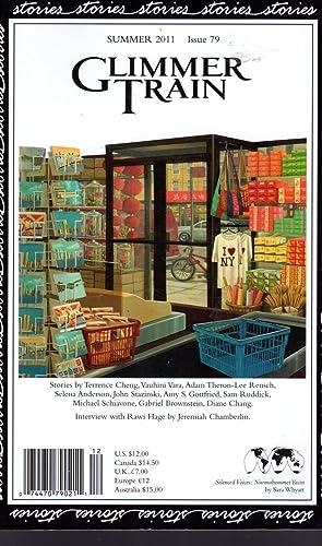 Glimmer Train Stories: Summer, 2011: Issue 79: Burmeister-Brown, Susan &