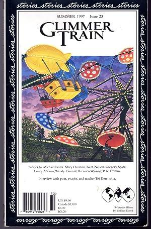 Glimmer Train Stories: Summer, 1997: Issue 23: Burmeister-Brown, Susan &