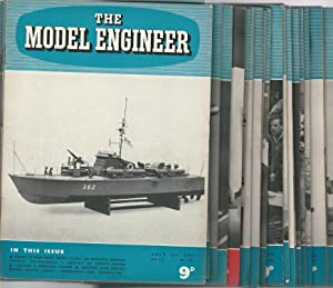 The Model Engineer. Volume 111. July-December, 1954: Marshall. Percival (Editor)