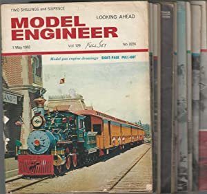 The Model Engineer. Volume 129. May-December, 1963: Marshall. Percival (Editor)