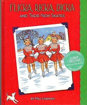 Flicka, Ricka, Dicka and Their New Skates: Lindman, Maj
