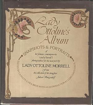 Lady Ottoline's Album: Snapshots & Portraits: Morrell, Ottoline) Heilbrun, Carolyn G Ed