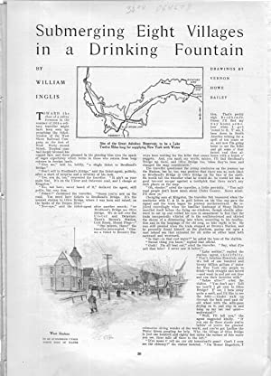 """PRINT: """"Submerging Eight Villages in a Drinking Fountain"""". story with engravings from ..."""
