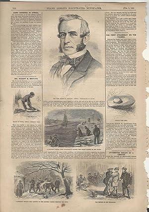 """PRINT: """"Mr. Robert B. Minturn (Obituary)"""".story &: Minturn, Robert B."""