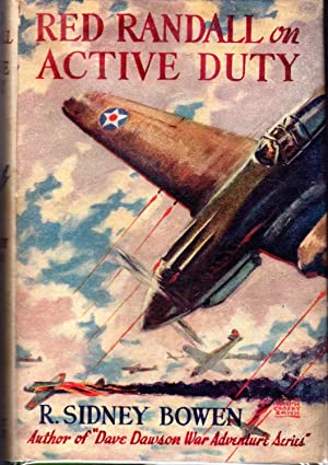 Red Randall on Active Duty (#2 in Series): Bowen, Robert Sidney (R.)
