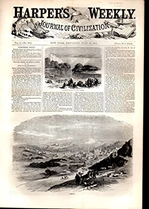 Harper's Weekly: Journal of Civilization: Vol. 1, No. 29: July 18, 1857: Harper's Weekly
