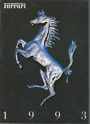 Ferrari 1993: Gozzi, Franco (Editor)