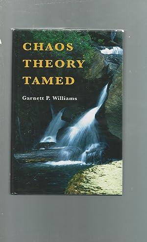Chaos Theory Tamed: Williams, Garnett P.